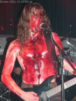 Debauchery Schön blutig, die Chainsaw läßt grüßen...
