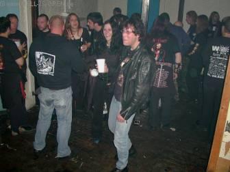 Metalparty nettes Publikum