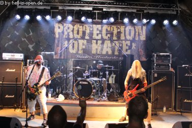 Protection of Hate