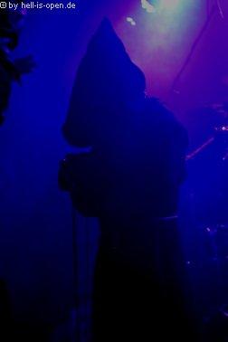 Der Mönch mit dem Weihrauch von Belphegor