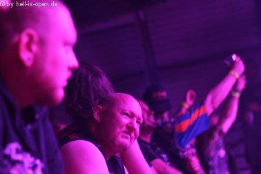 Fans bei Impaled Nazarene