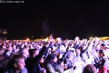 Fans bei DYING FETUS
