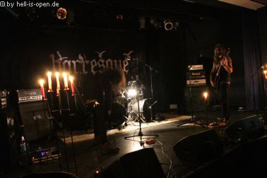 Into Coffin aus Marburg