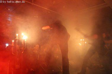 Horresque aus Limburg/Mainz bei ihrem ersten Live-Gig