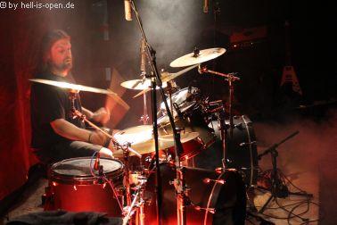 Horresque aus Limburg/Mainz  Drummer Matze