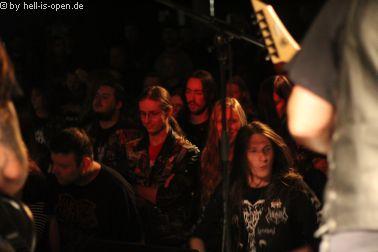 Decapitated Christ aus mit Death Metal aus Spanien und Fans