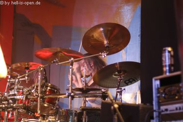 Incordia mit Melodic-Death-Metal Band aus Darmstadt