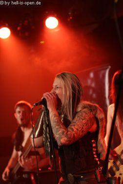 Incordia mit Melodic-Death-Metal Band aus Darmstadt