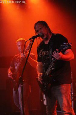 SENSLES mit Melodic Thrash Metal aus Ludwigshafen
