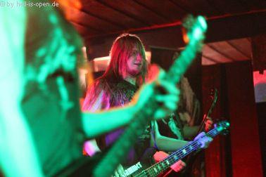 Revel in Flesh als Headliner bei ihrer Album Release Show