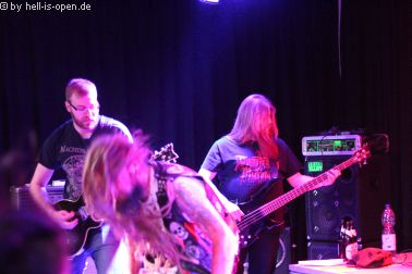 Trial of Death der Opener aus Siegen