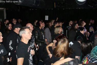 Fans bei Torture Killer