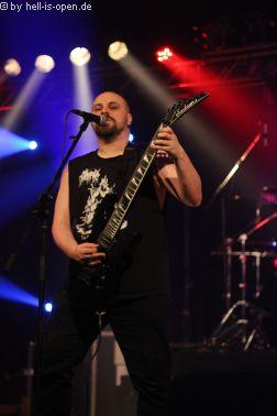CRUCIAMENTUM mit düsterem Death Metal aus England
