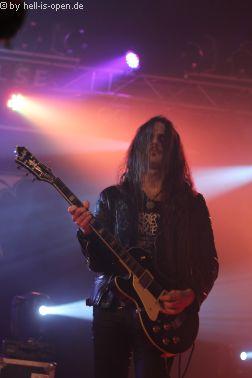 VENENUM mit okkultem Death Metal