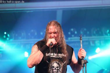 PURGATORY als Freitags-Headliner mit blackened Death Metal