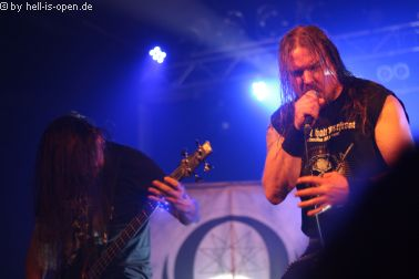 PURGATORY als Freitags-Headliner mit blackened Death Metal