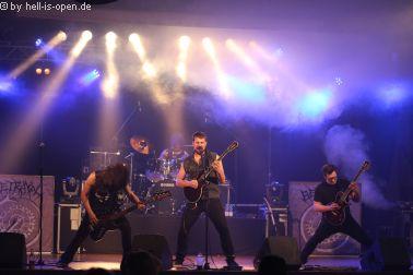 BETRAYAL mit Death Metal aus Aschaffenburg
