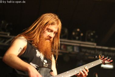 BLOOD INCANTATION aus den USA