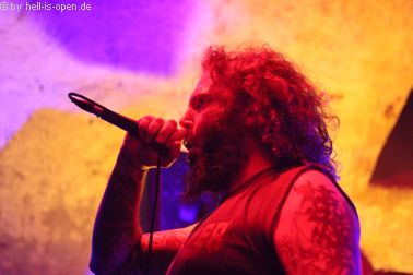 Decrepid aus London Sänger Cristhyano