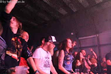 Fans bei Schirenc plays Pungent Stench