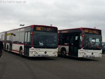 Bustransfer zur Hölle