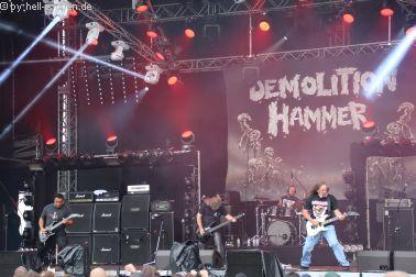 Demolition Hammer zerstören alles!!!