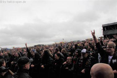 Fans bei Vital Remains