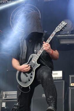 UADA mit Black Metal aus den USA