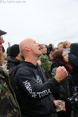 Bei UADA Black Metal aus den USA