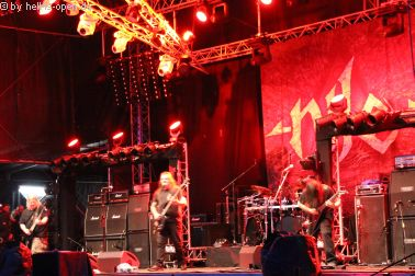 Nile mit Death Metal aus den USA