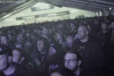 Fans bei Dew Scented