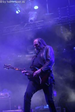 Candlemass als Co-Headliner