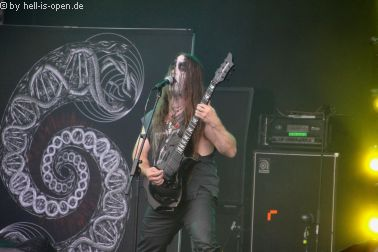 Inquisition Das Duo Infernale mit Black Metal aus den USA und ehemals Kolumbien