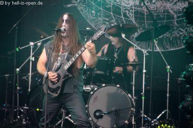 Inquisition Das Duo Infernale mit Black Metal aus den USA und ehemals Kolumbien