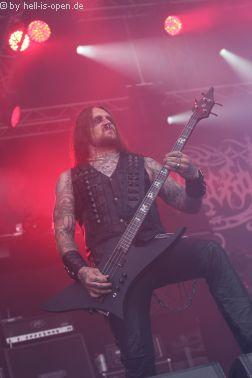 Necrophobic Black Metal aus Schweden