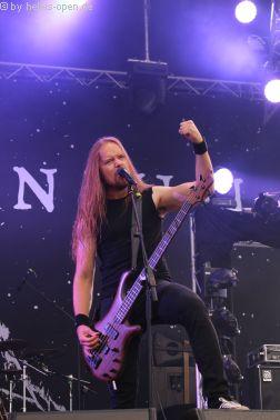 Insomnium aus Finnland