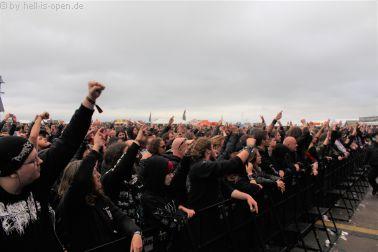 Fans bei Insomnium