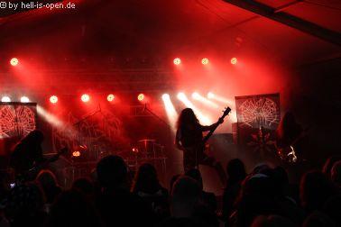 Krater Black Metal aus Deutschland