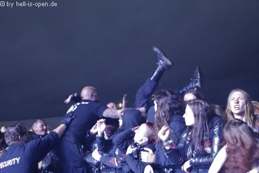 Fans bei Possessed
