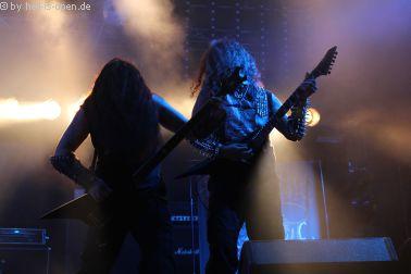 Possessed aus den USA gehören mit zu den Erfindern des Death Metal