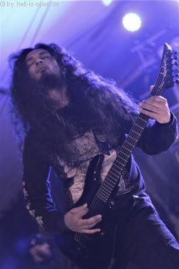 Humiliation aus Malaysia mit groovy Death Metal