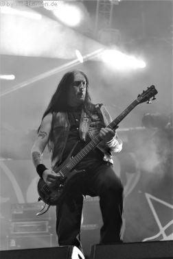 Marduk mit Black Metal aus Schweden