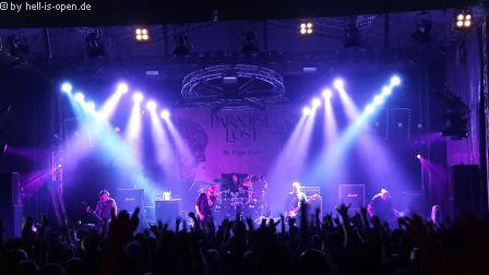 Paradise Lost die Headliner am Samstag