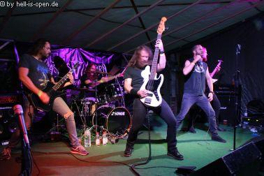 Wound aus Wiesbaden zeigen geile Action