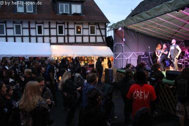 Fans bei Wound aus Wiesbaden