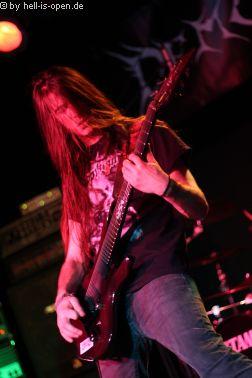 Demored mit Death Metal aus Braunschweig