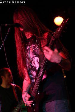 Demored mit Death Metal US amerikanischer Prägung