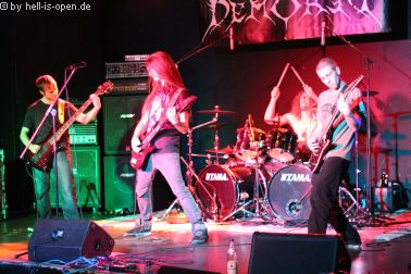 Demored mit Death Metal
