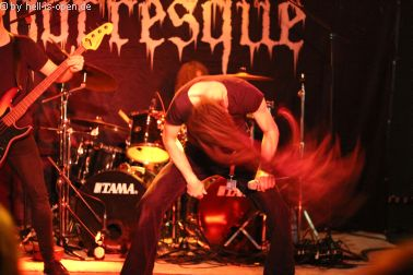 Horresque mit Black/Death Metal