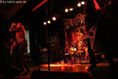 Deathrite mit crusty Death Metal aus Dresden
